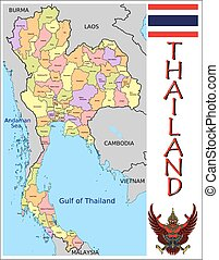 Thailand administrative divisions