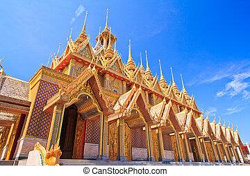 thailand, asyl, tempel, kyrka