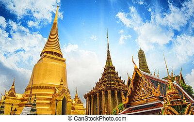 """Thailand - Bangkok - Temple - """"Wat Pho"""""""