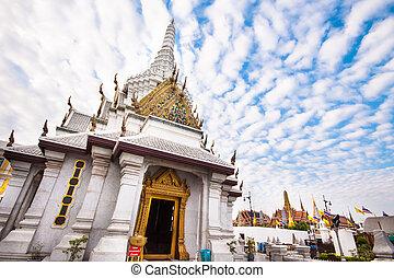 Thailand, Bangkok, Wat Pho themple. - Thailand, Bangkok, Wat...