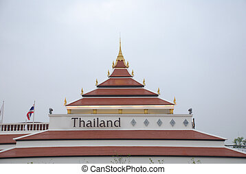 Thailand building