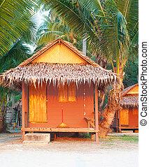 Thailand bungalows