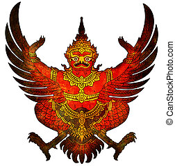 thailand coat of arms