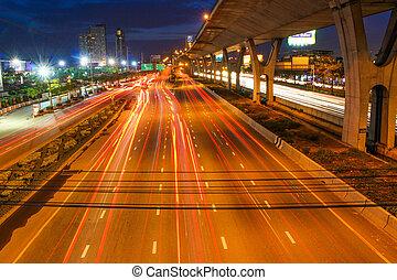 Thailand crossroad