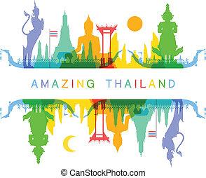 thailand, erstaunlich
