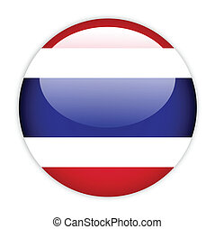 Thailand flag button