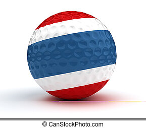 Thailand Golf Ball
