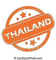 Thailand grunge icon