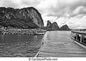 Thailand Island, Summer 2007