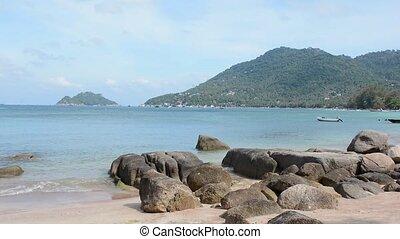 Thailand Ko Tao Island - thailand island tao pier,water,...