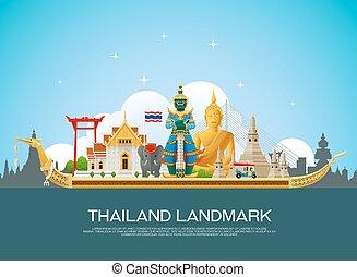 thailand landmark