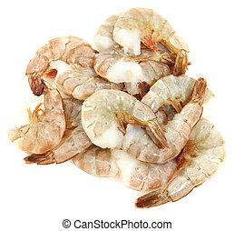 Thailand Shrimp Raw Deveined - Small bunch of Thailand...