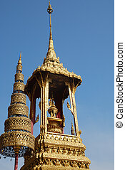 Thailand Tample in Bangkok, Wat Prakaew