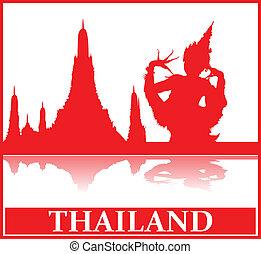 Thailand. - Thailand icon.