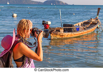 Thailand Travel photographer