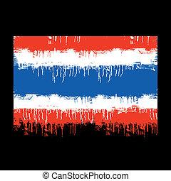 thailand vlag