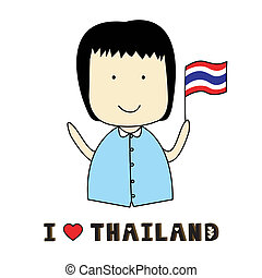 thailand1, kärlek