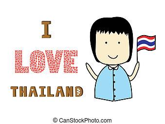 thailand2, kärlek