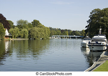Thames view from Cookham
