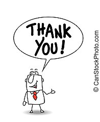 Thank you so much - Joe the businessman says thank you