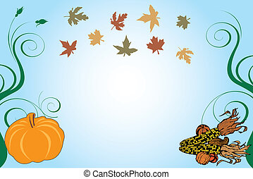 Thanksgiving Background 1