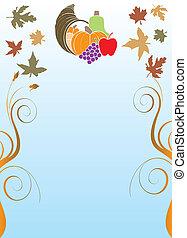 Thanksgiving Background 2