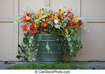 Thanksgiving bouquet.