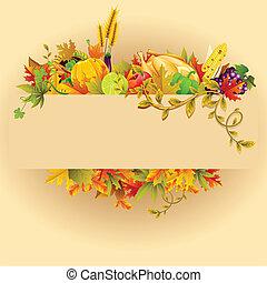 Thanksgiving Celebration - illustration of Thanksgiving...