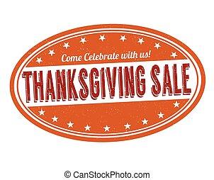 Thanksgiving Day stamp