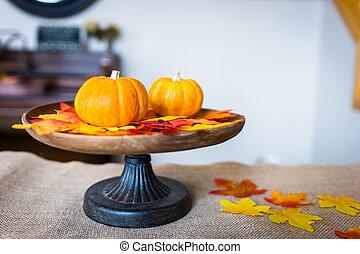 Thanksgiving festive center piece
