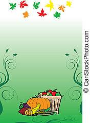 thanksgiving, fond, 10