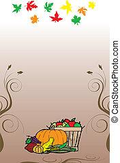 thanksgiving, fond, 9