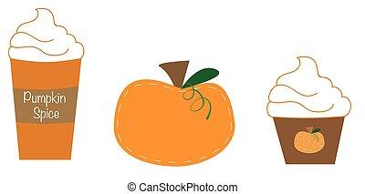 Thanksgiving Pumpkin Treats