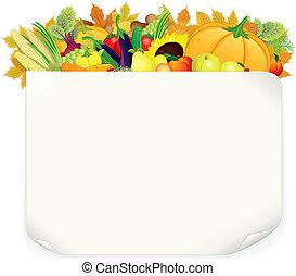 Thanksgiving Rich Harvest