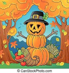 Thanksgiving theme image 8