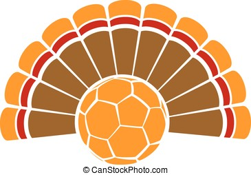 Thanksgiving Turkey Soccer