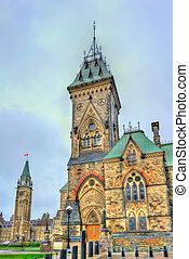 the, 東方, 塊, ......的, 議會, 在, 渥太華, 加拿大