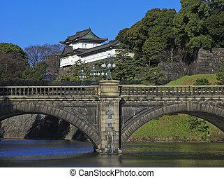 the, 橋梁, ......的, a, 國家, 在, 日本