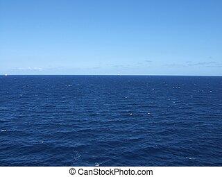 the, 海洋