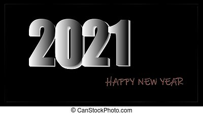 2021 happy new year. 2021 happy new year low poly background.