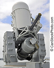 20mm Close-in Weapons System (CWIS) - The 20mm Close-in ...