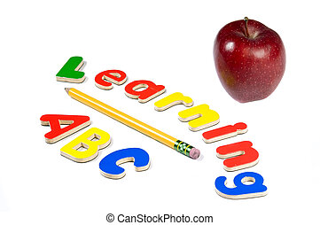 ABC's - The ABC's of life. Education is the key to the ...