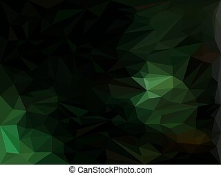 The abstract background 1