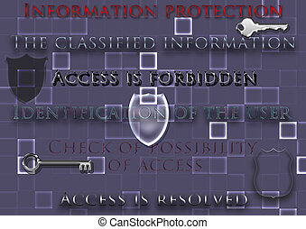 The abstract concept of protection information