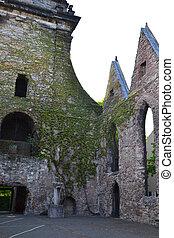 The Aegidienkirche (Saint Giles church), church destroyed in...