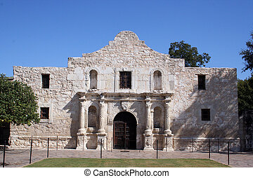 Alamo in San Antonio - The Alamo in San Antonio, Texas. A ...