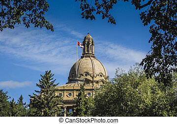 Alberta Legislature Building - The Alberta Legislature...
