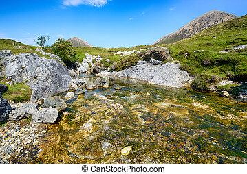 Torrin on the Isle of Skye