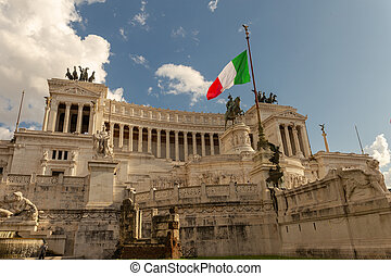 The Altar of the Fatherland