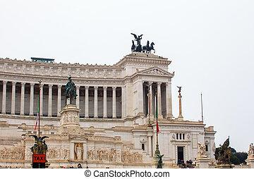 The Altare della Patria, Rome - The Altare della Patria (...